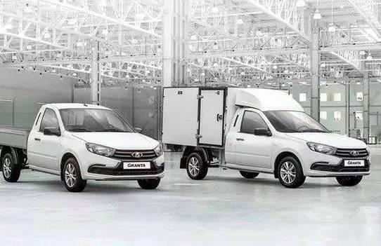 Новая Lada Granta официально получила грузовые модификации