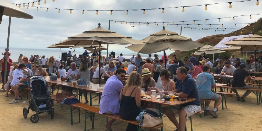 Summer music series on the bluffs at Nelson's