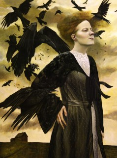 andreakowch_crows-song_48x36_acrylic-on-canvas