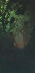 EDWIN USHIRO As the Brush Fortress Dissolves it's Allure (2016)