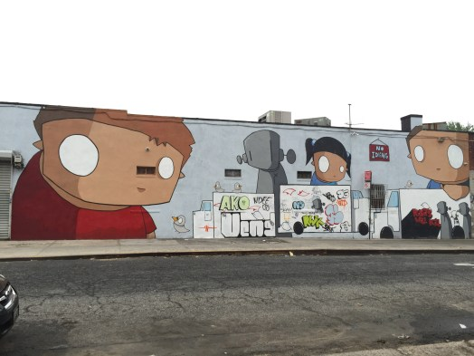 Greenpoint full wall