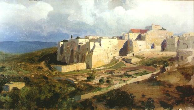 Bethlehem_Polenov