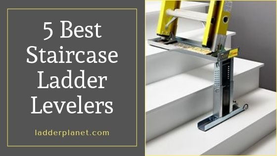 Ladder Levelers For Stairs
