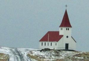 church near Vic