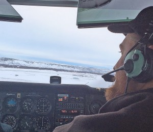 Eamon, as we come into the snow-covered runway