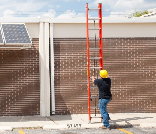 How to Use an Extension Ladder
