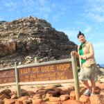 """Cape of good hope"" of the Cape Peninsula in South Africa to visit once"