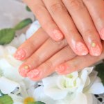 "Marburger nail with nail salon retreat of YAIZU ""Lien lien."