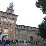 ミラノのルネッサンス期最大の城「スフォルツェスコ城」と博物館内