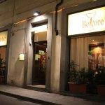 フィレンツェのリストランテ「ベルコーレ」日本人シェフが活躍していると聞き付けて