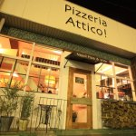 "New ' Pizzeria Attico! Attico pizzeria ""authentic pizza making with wood-fired Neapolitan"