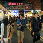 """Yonghe enjoy China night city ' loved by local people local evening in the city of Taiwan night city experience!"