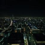 「マンダリン オリエンタル 東京」煌く大都会を見下ろす摩天楼の夜景
