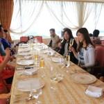 「浜名湖ロイヤルホテル」内「バンボシュール」でマセラティランチ会