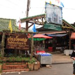 "Visit the old-fashioned lifestyle at the ethnic village in a mountainous area in ""Hmong"" Thailand Northern!"