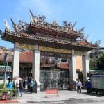 台北随一のパワースポット「龍山寺」道教や仏教の神様を祀る台北最古の寺院
