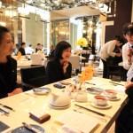 """Mandarin Oriental Taipei 台北文華東方酒店"" ""Café Un Deux Trois"" 半自助的優雅分支!"