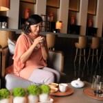 """Silks Place Tainan 台南晶英酒店"" 阿里山生產用水出來的咖啡,開始在咖啡 ""T BarT 茶薈"" 廳是稀罕物!"