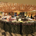 """Sherwood Taipei"" ""B-ONE"" Wide variety in colorful buffet-style breakfast"