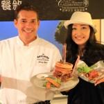 「シャーウッド台北」香港のミシュラン「The Butchers Club Burgers」の実演!