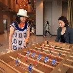 """Amba Taipei Songshan"" Design hotel with unique facilities and equipment in the playful facilities"