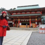 "In shrine ""Hamamatsu Gosha shrine, Suwa shrine"" apotropaic prayer, for a new year!"