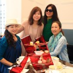 """""""Marriott Taipei, limited time offer! Afternoon tea in collaboration with cosmetics brand"""