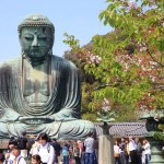 "National treasure statues ""kotokuin Temple, Kamakura great Buddha"" Kamakura's only! Big Buddha statue celebrates the overwhelming power of the kotokuin Temple"