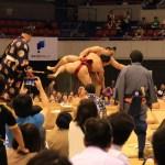 """""""第五屆大相撲濱松成功地點""""在濱松競技場舉行受歡迎的相撲選手聚會! 相撲地區旅遊"""