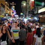 """Khao San & Lambotry Road"" A night to enjoy the bangkok downtown atmosphere in the holy place of backpackers"