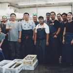 Connect the world's food with dried fish! Thai's leading chefs learn secret techniques at Sasse Maeda Fish Shop in Yaizu