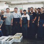 用乾貨連接世界的食物! 泰國頂級廚師在燒津的「Sasue Maeda魚店」學習秘密技術