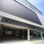 「マセラティ名古屋インター店」マセラティ最新CIを導入したショールームがオープン!