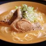 京都「亭」米其林三星級餐廳製作的瘦身的全湯麵御中元
