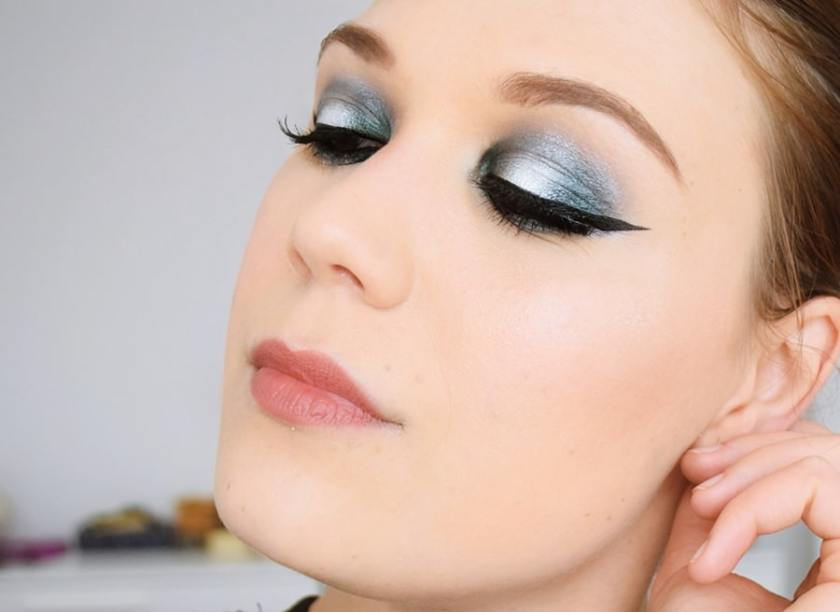 palette maquillage yeux