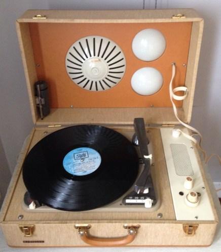 Tourne disque Radialva Dual 1007