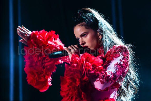 Rosalía - Presentación 'El Mal Querer'