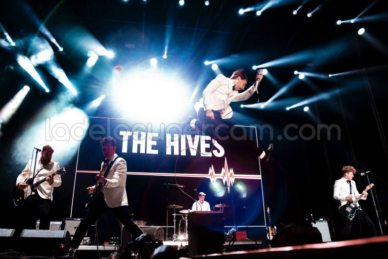 The Hives - Mad Cool Festival