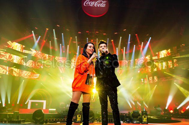 Blas Cantó & Beatriz Luengo - Coca Cola Music Experience