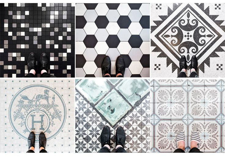Sebastian erras parisian floors series