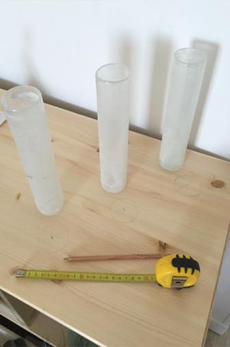 vases, jardinière DIY