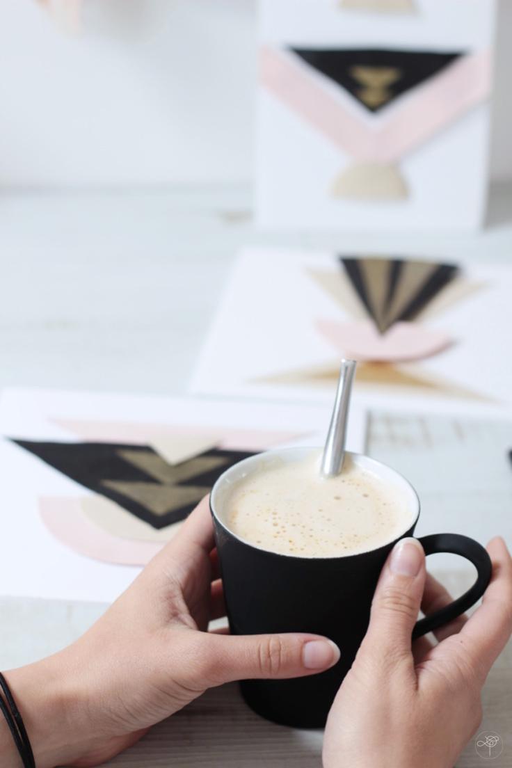 BREAK tea time DIY La Délicate Parenthèse