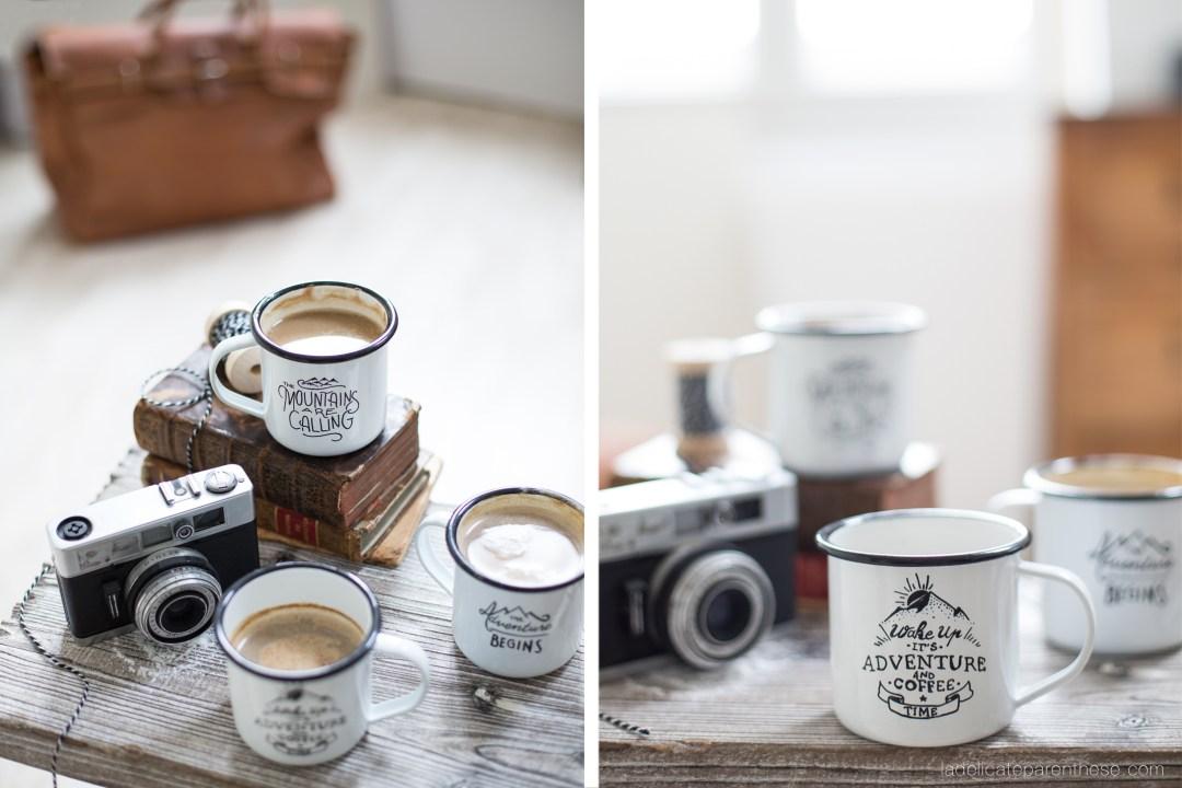 création DIY mugs personnalisés calligraphies à la main