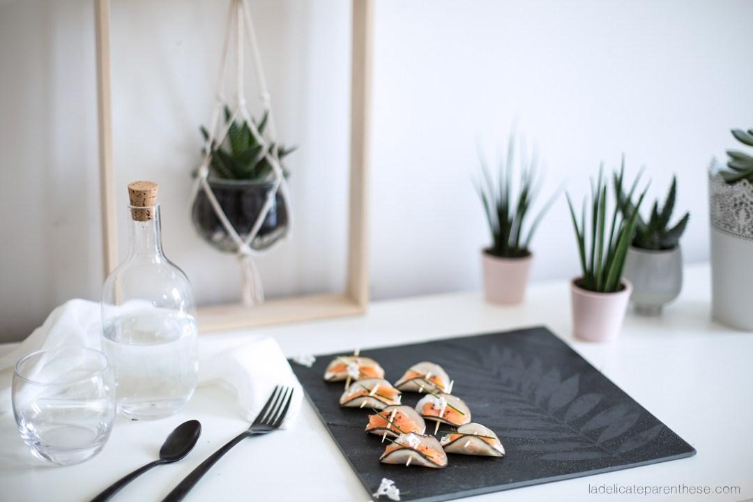 DIy recette healthy saumon labeyrie