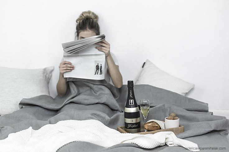 bouteilles champagne freixenet calendrier de l'avent
