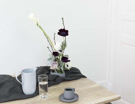 Ikebana création florale DIY