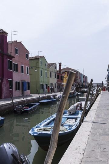burano la ville colorée coup de coeur lagune et bateau