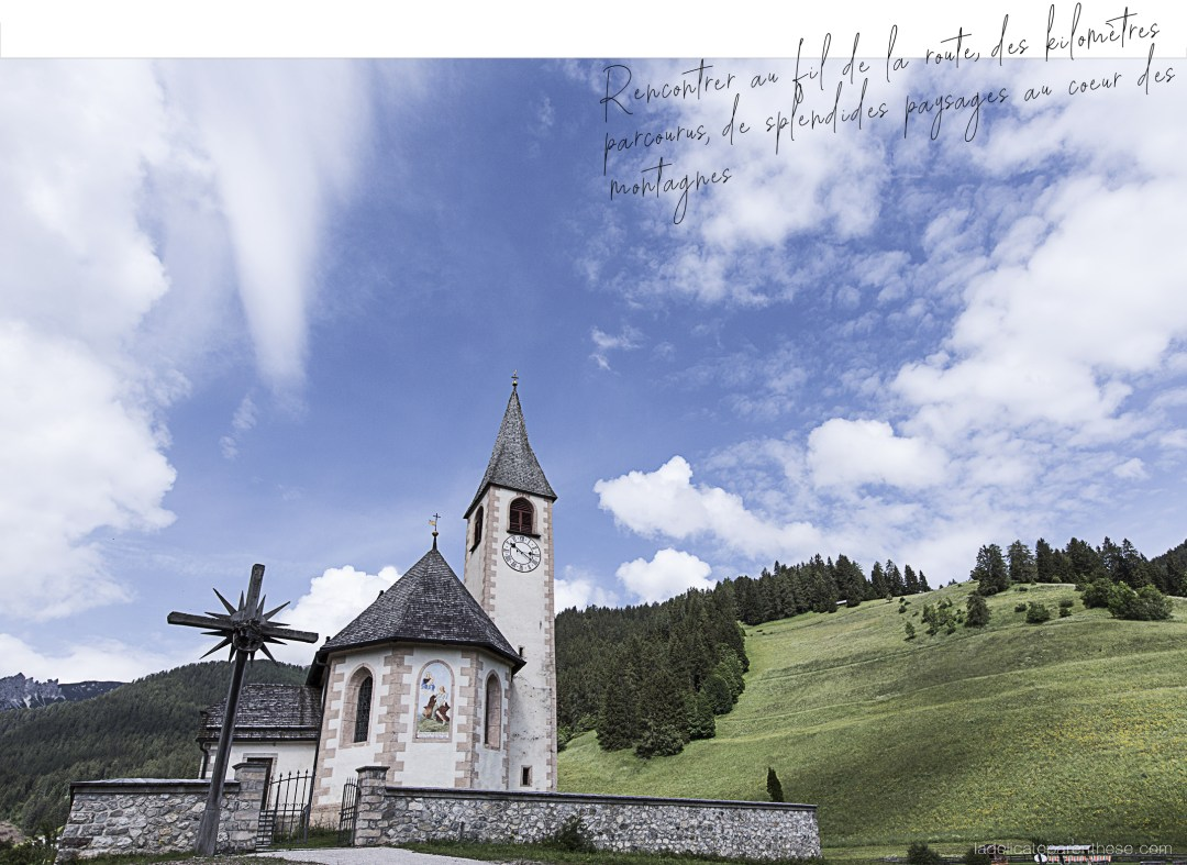 Joas discover adress Bed and Breakfast Sud tyrol architecture church