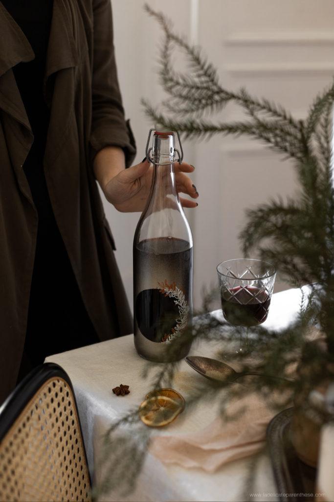 recette de vin chaud de fêtes à offrir