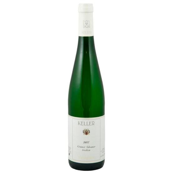Grüner Silvaner 2017 Weingut Keller